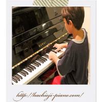 子どものピアノ教室