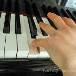 ピアノ初心者の左手[その2]