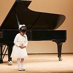 ピアノ発表会のお辞儀