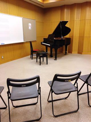 川口市民センター音楽室
